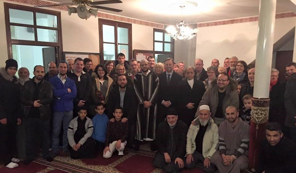 Portes ouvertes mosquée de Saint-Omer
