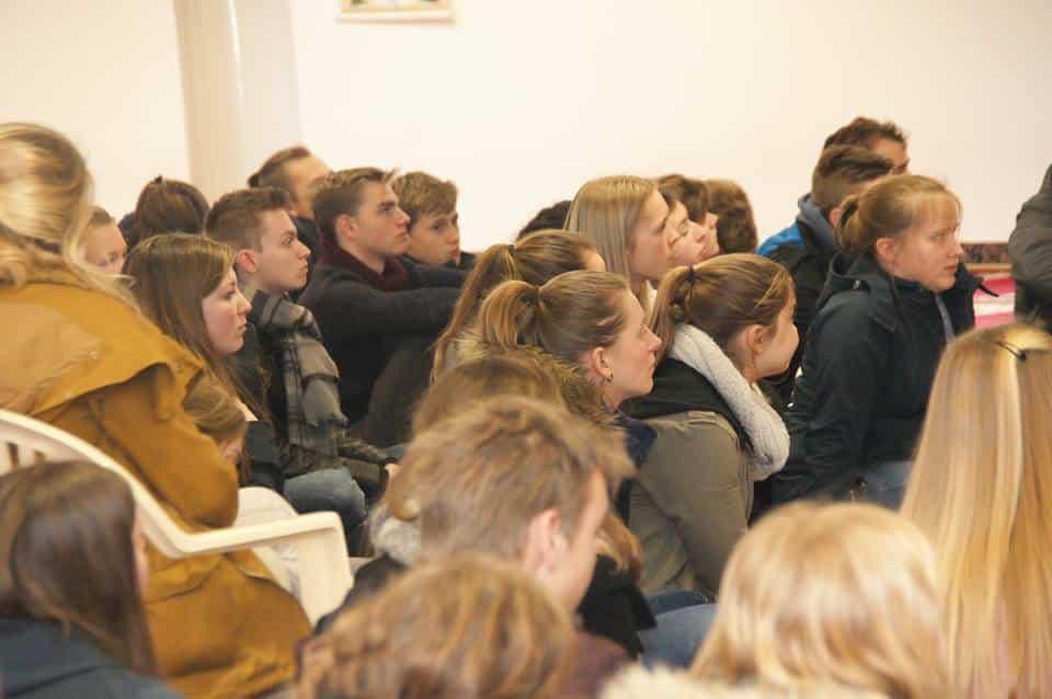 60 lycéens belges ont visité la grande mosquée de Lille 4