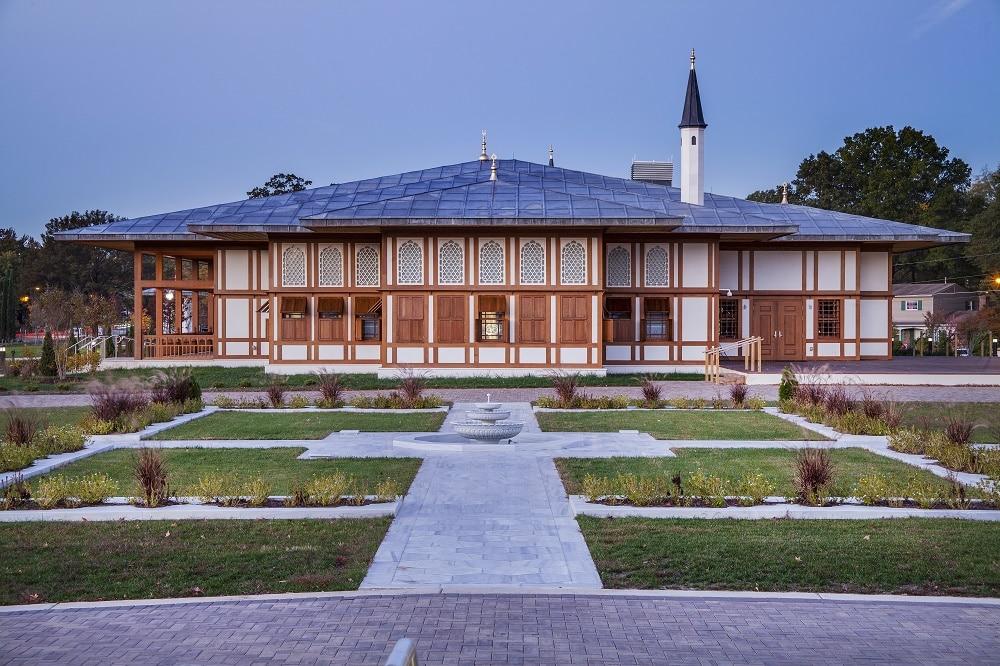 La plus grande mosquée des États-Unis 3