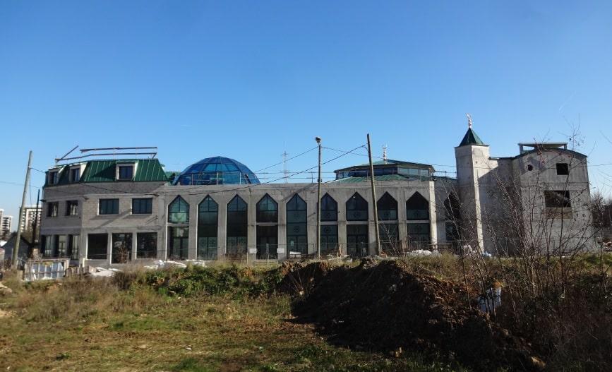 Mosquée de Grigny 1
