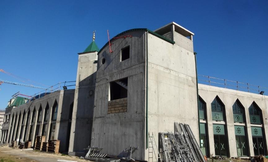 Mosquée de Grigny 4