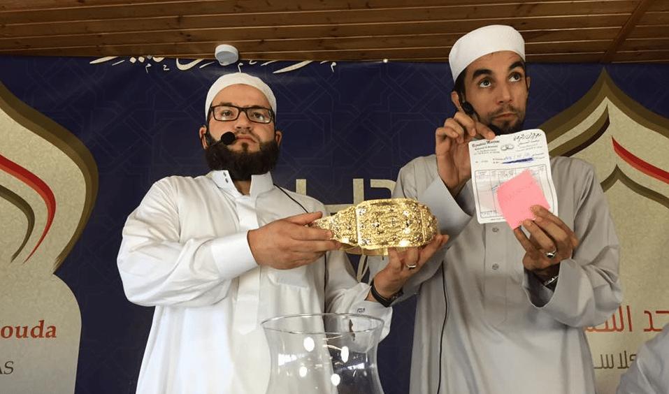 Plus d'un million d'euros collectés pour la mosquée de Saint-Nicolas