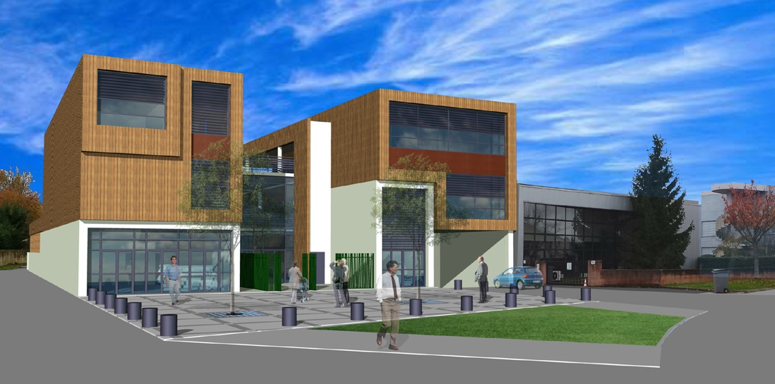 Projet d'école musulmane à Savigny-le-Temple