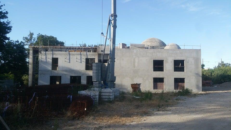 Mosquée turque d'Avignon