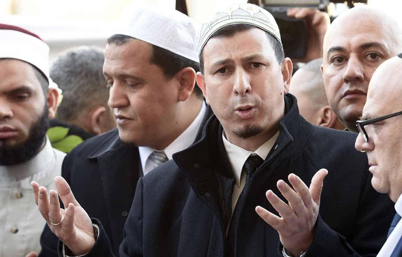 Imam Hocine Drouiche islamo gauchistes