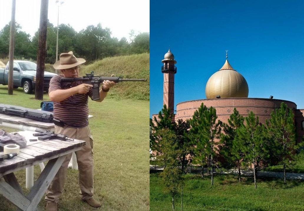 États-Unis : Bernandino Bolatete planifiait un massacre dans une mosquée de Floride