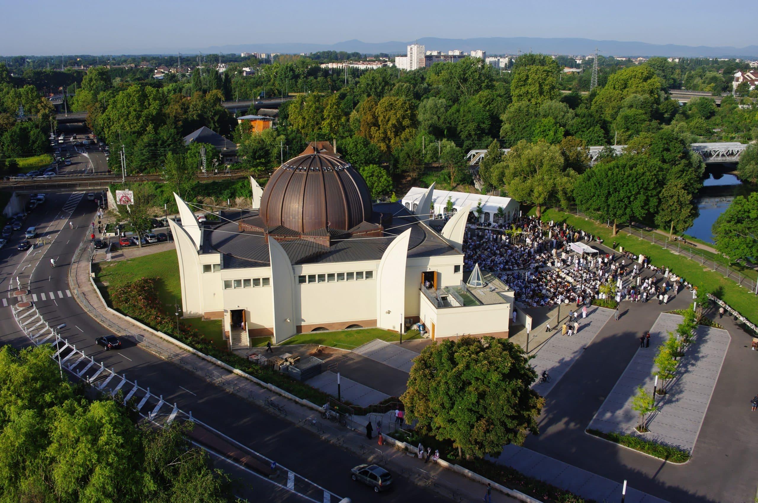 Grande Mosquée de Strasbourg 1