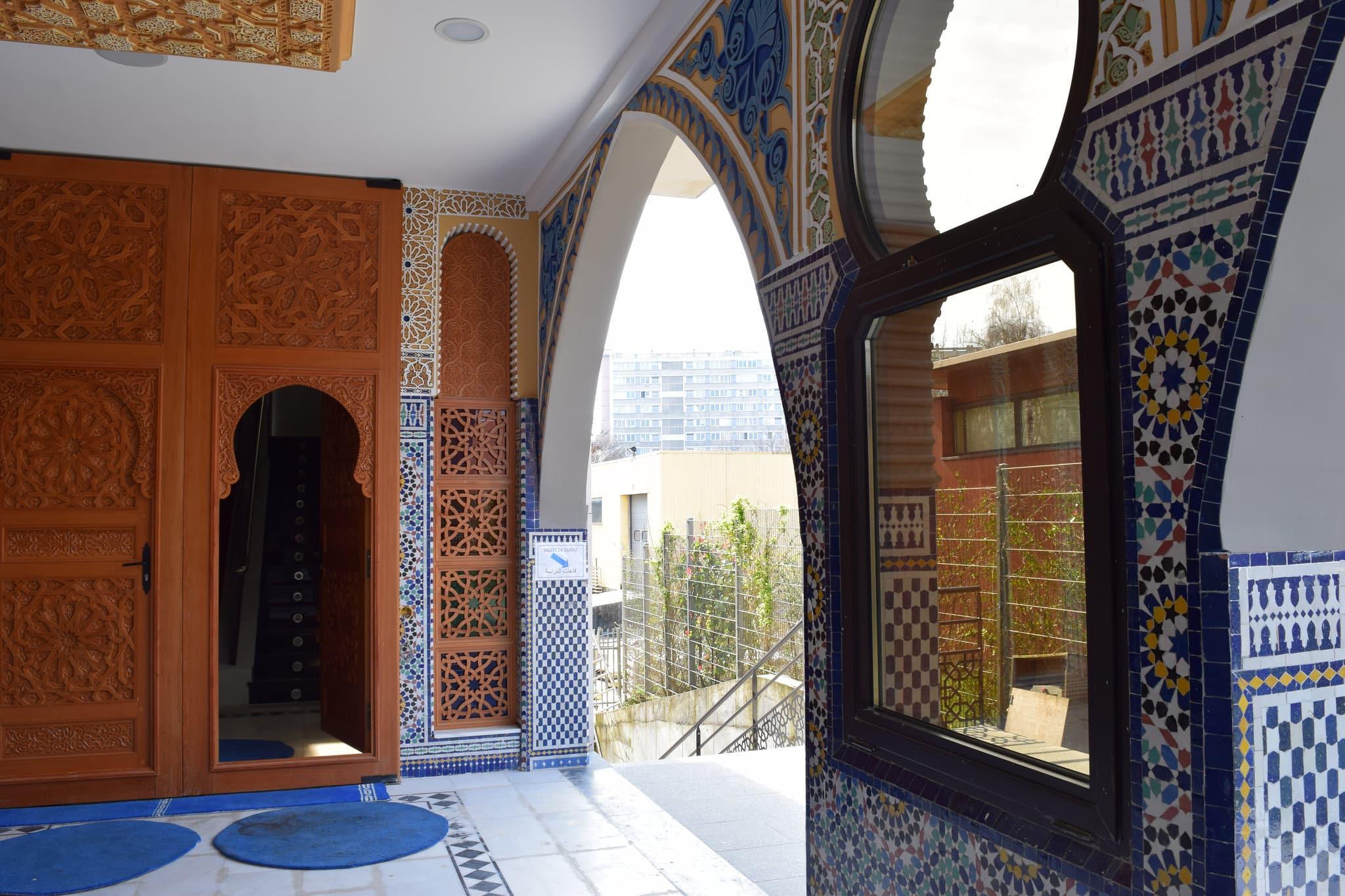 Mosquée de Chevilly Larue