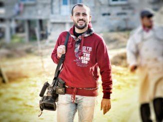 Ahmed Abu Hussein journaliste assassiné par Israel à Gaza