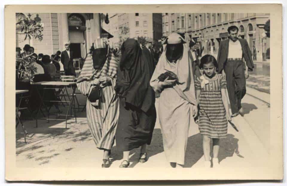 Femmes niqab Sarajevo