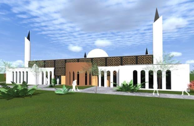 Mosquée de Boulay Moselle
