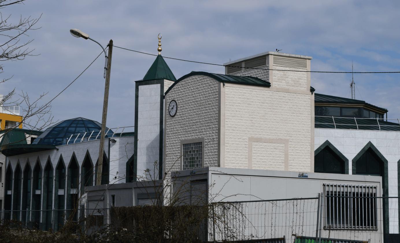 Mosquée de Grigny
