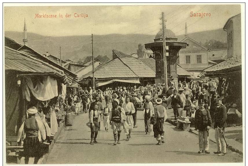 Sarajevo histoire