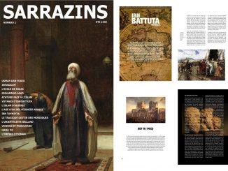 """""""Sarrazins"""", premier magazine papier consacré à l'histoire de l'Islam"""