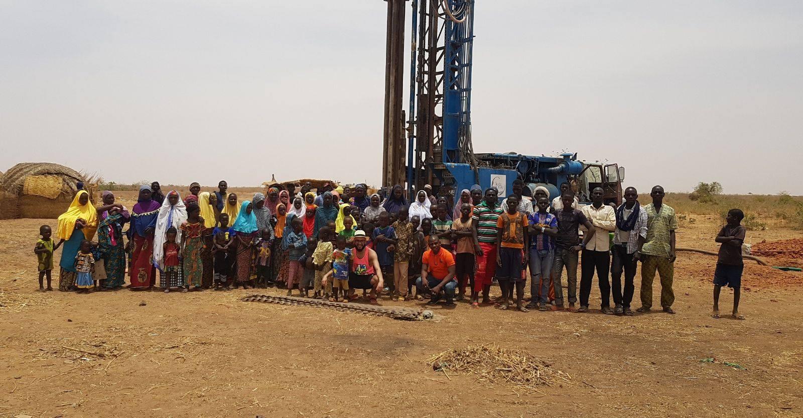 Creuser des puits Niger Mulhouse