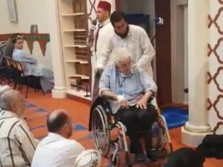 Juif converti à l'Islam aux Pays-Bas