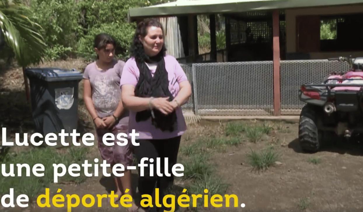 La dramatique histoire des déportés algériens de la Nouvelle-Calédonie