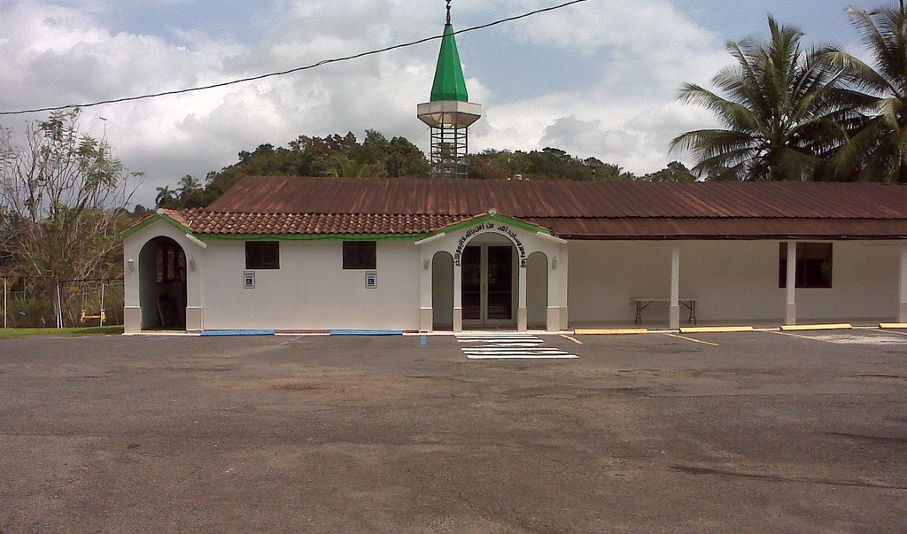 Mosquée Montehiedra Porto Rico