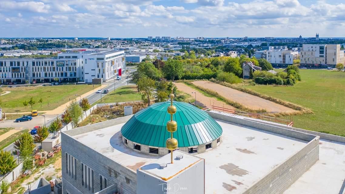 Mosquée Angers