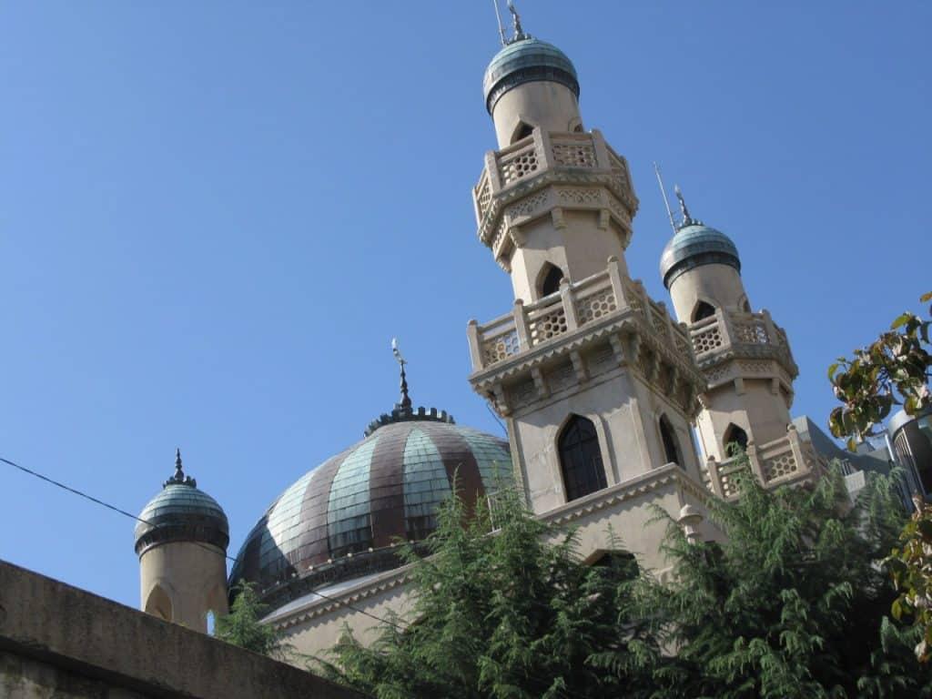 Mosquée Kobe Japon