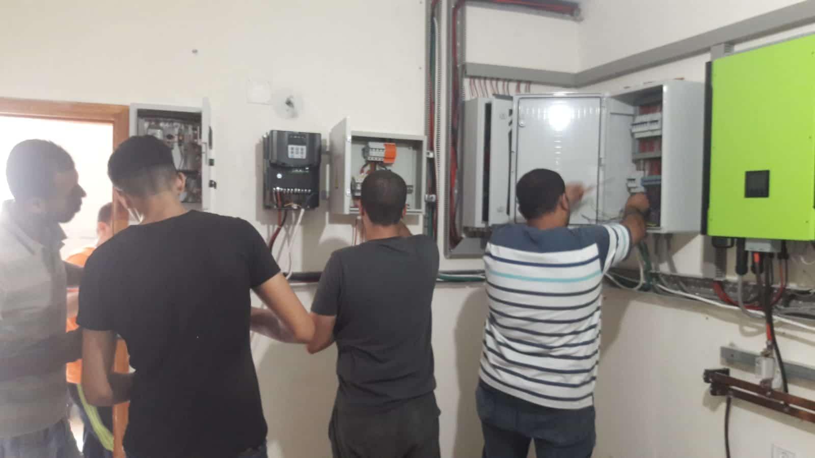 Usine de dessalement eau Gaza 4