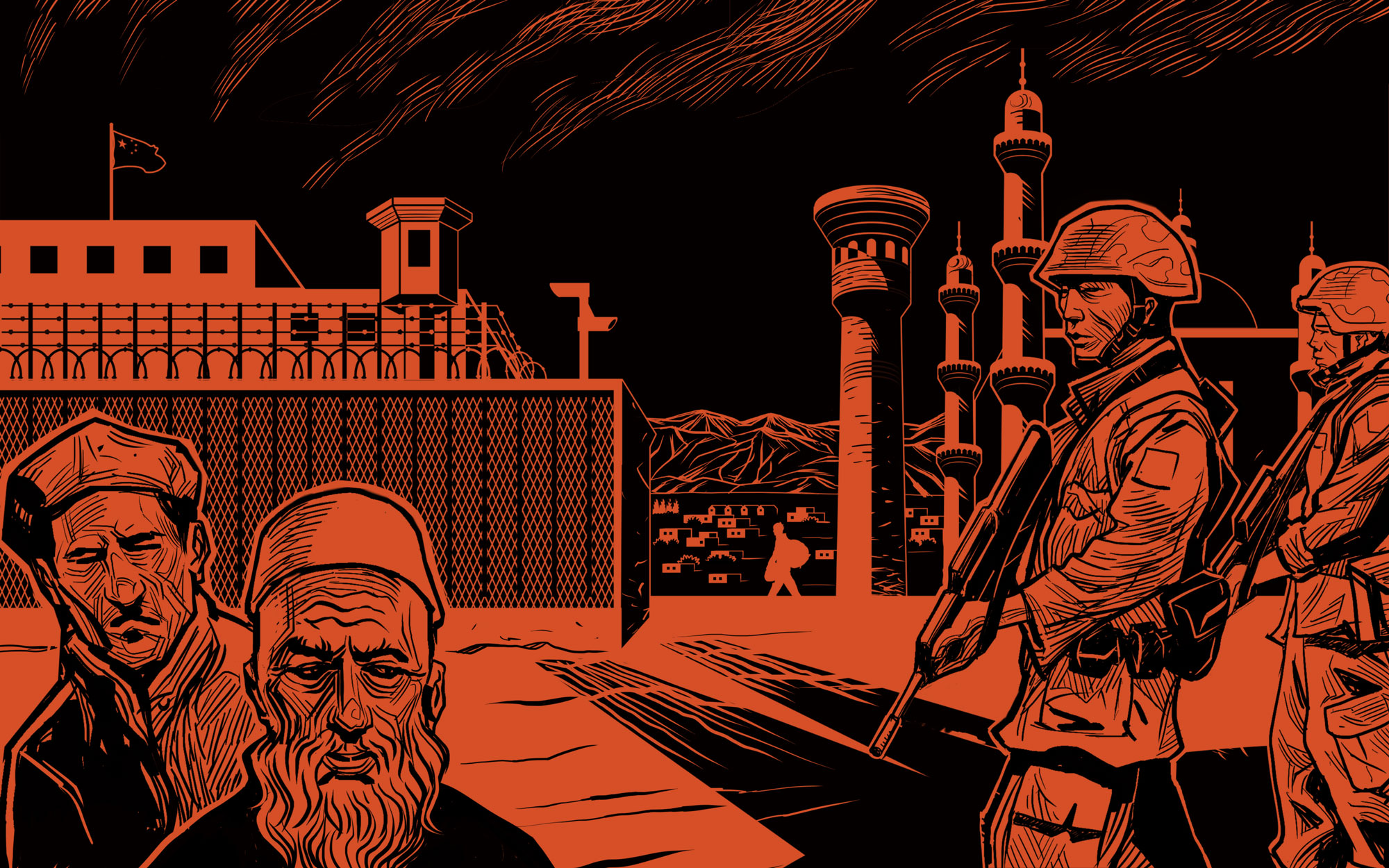Islam Chine