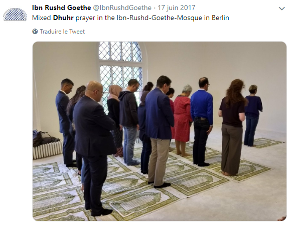 Moschee ibn rushd Berlin