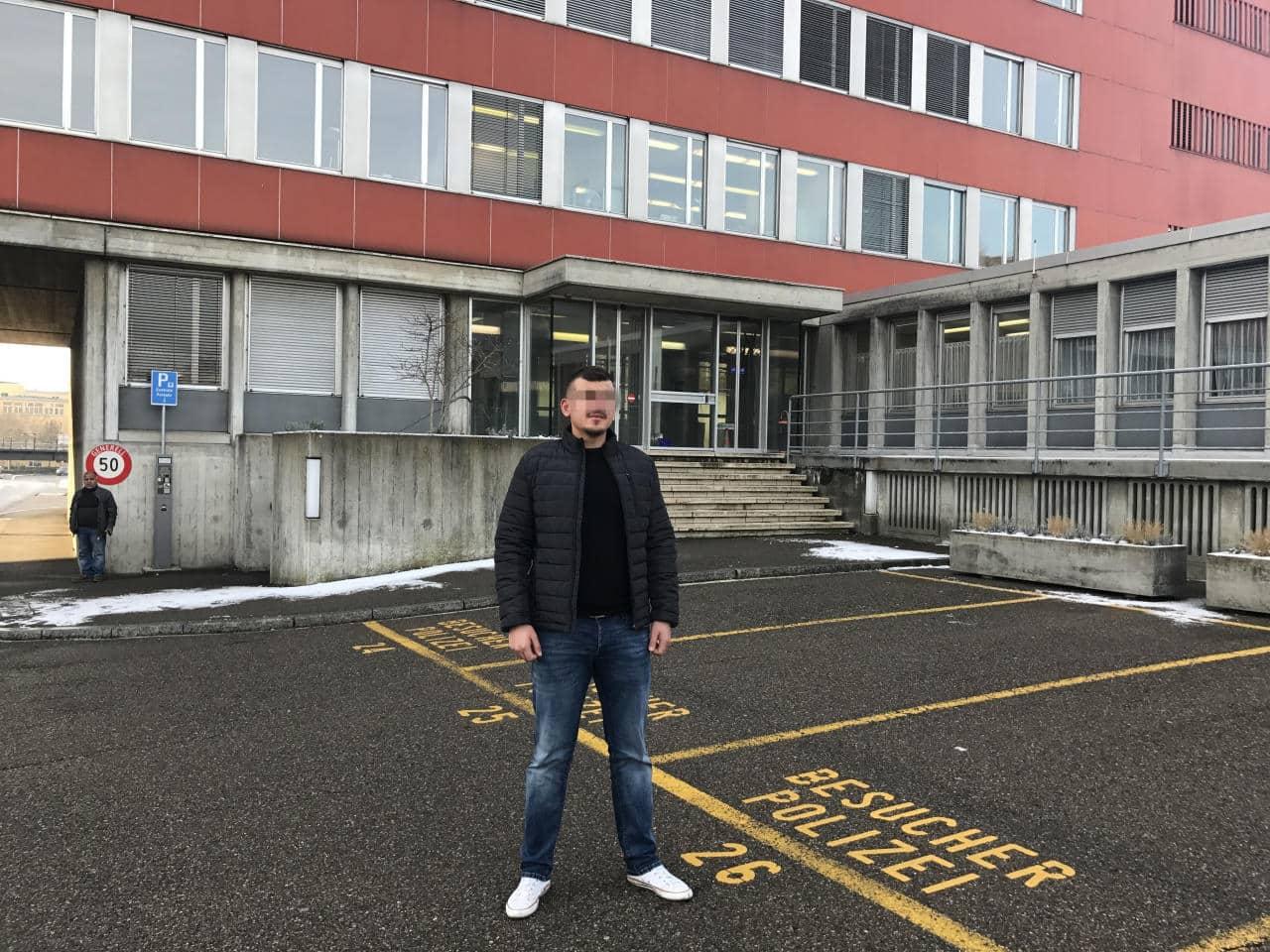 Suisse une amende infligée à un jeune pour avoir dit Allahu Akbar