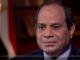 interview cbs al-Sissi