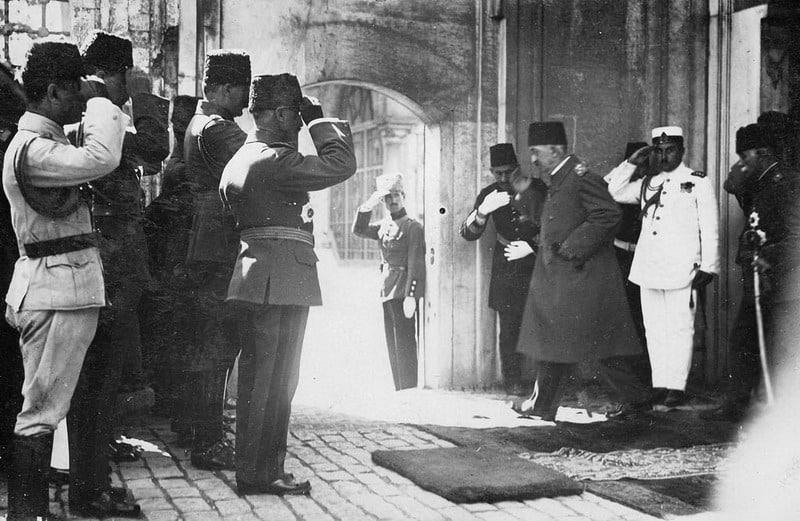 Abolition du Califat Ottoman