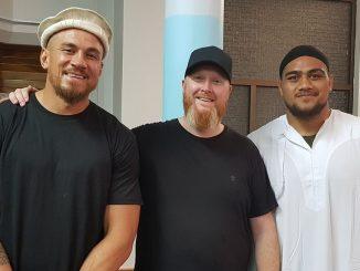 Le All Black Ofa Tu'ungafasi se convertit à l'Islam