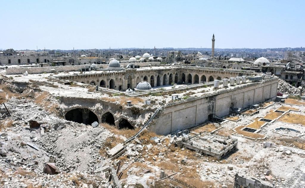 Mosquée Alep