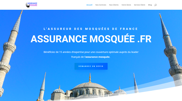 Assurance mosquee