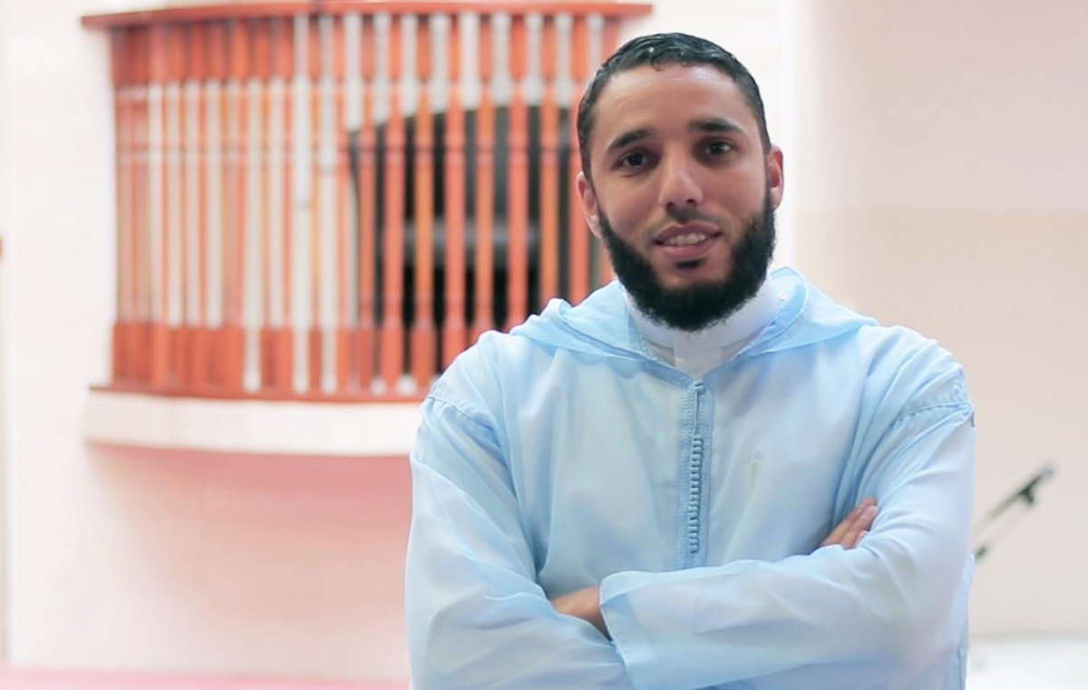 Rachid eljay attentat islamophobe