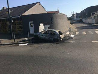 Incendie près de la mosquée Al Mohssinine de Nantes