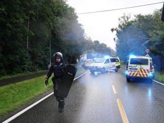 Attaque contre une mosquée Oslo