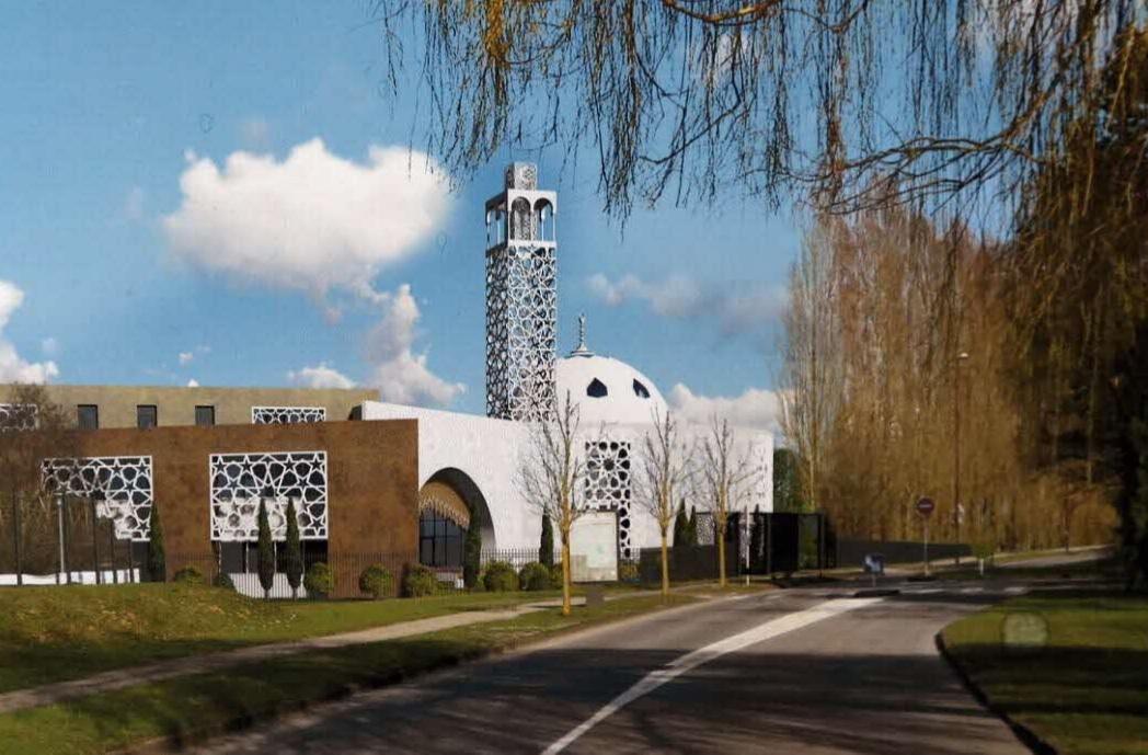 Mosquée Metz