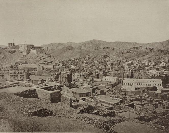 Anciennes photos Hajj pèlerinage 3