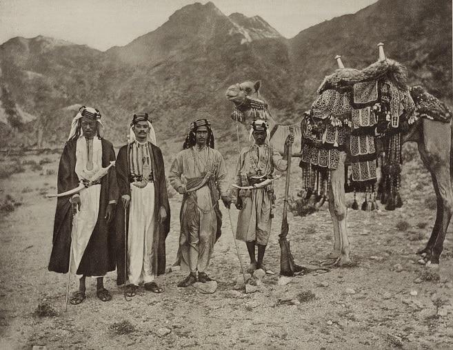 Anciennes photos Hajj pèlerinage 6