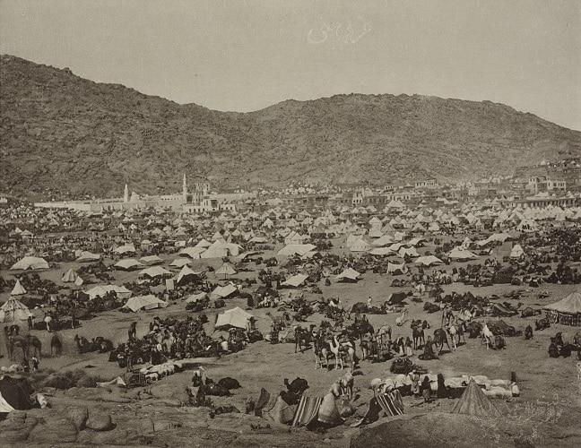 Anciennes photos Hajj pèlerinage 7