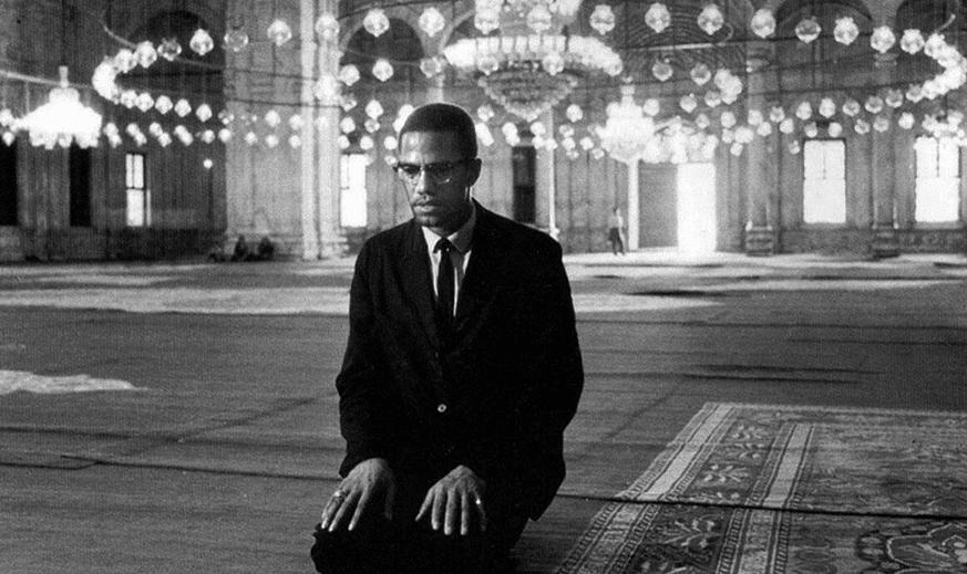 Malcolm X a la Mecque
