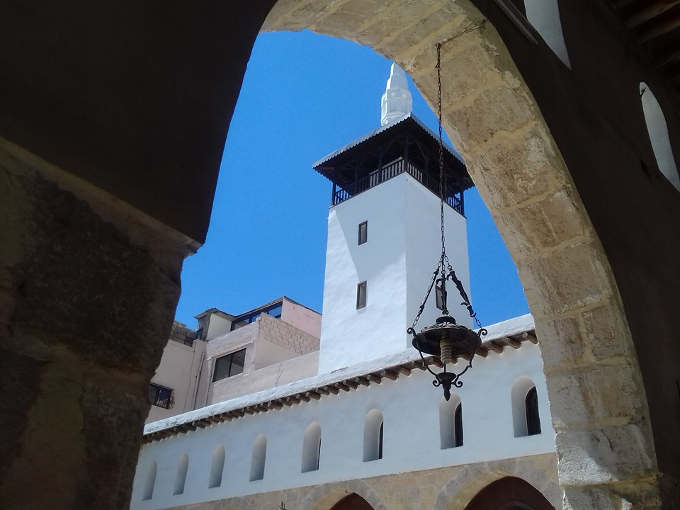 Mosquée des hanbalites de Damas
