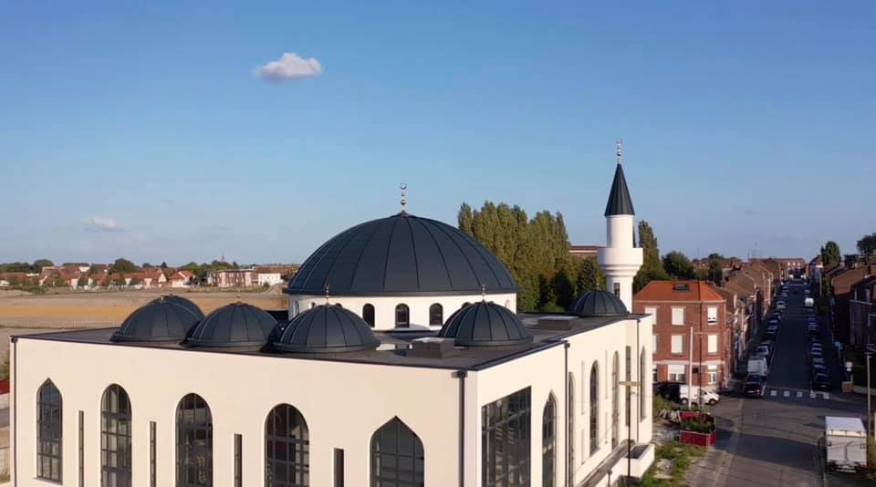 Mosquée Eyup Sultan de Roubaix