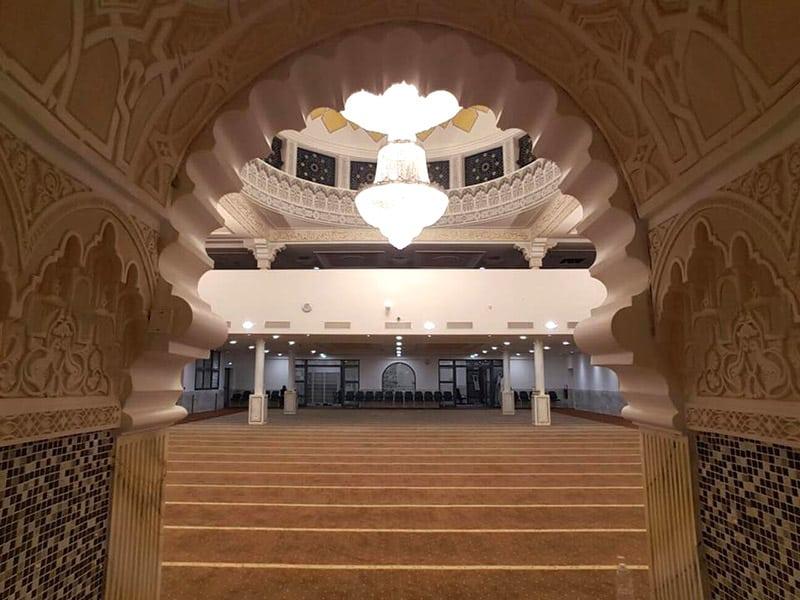 Mosquée de Rosny sous Bois