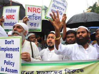Musulmans Inde génocide