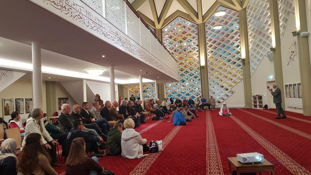 Mosquée Hambourg