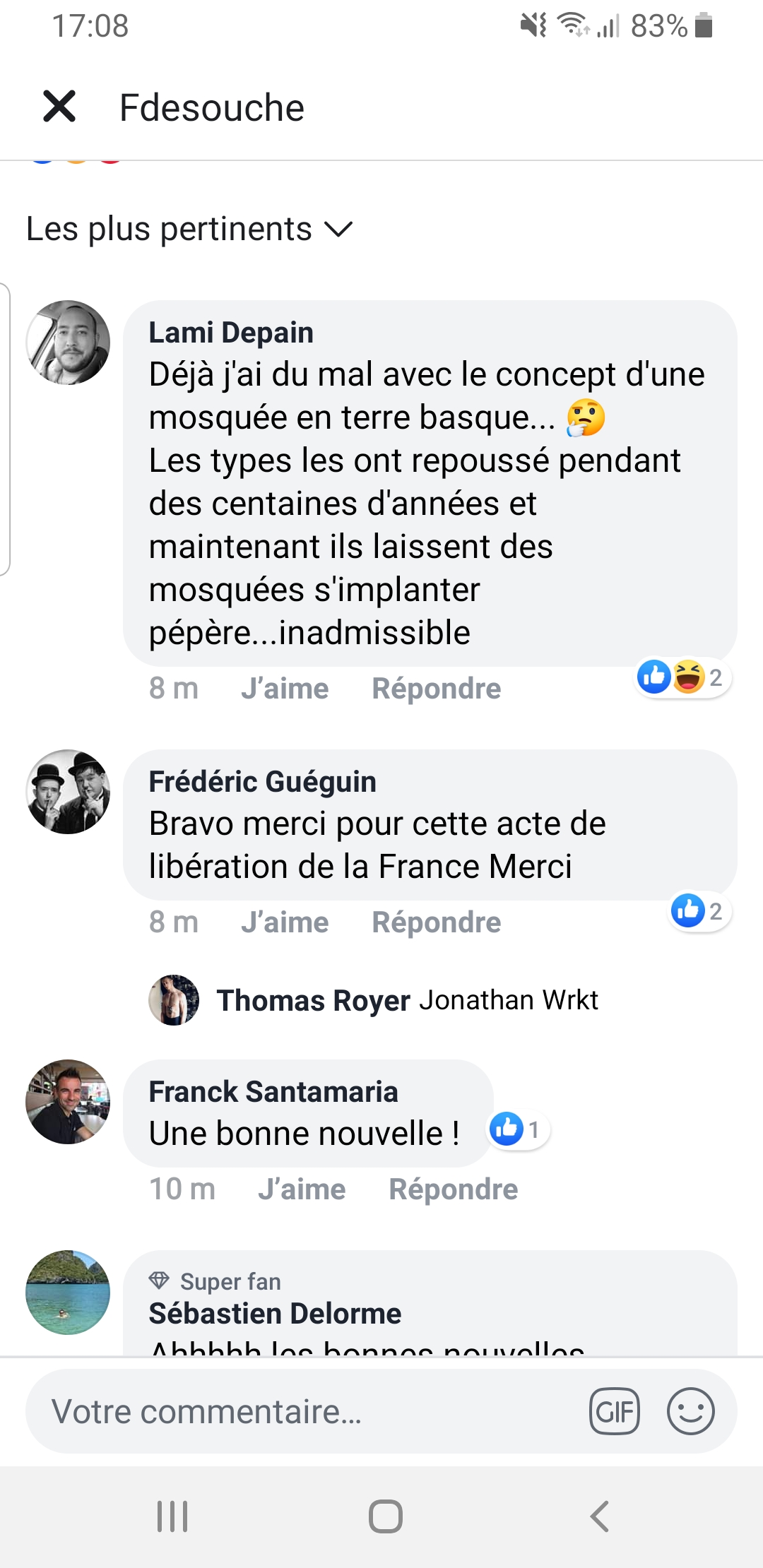 Apologie du terrorisme attentat de Bayonne
