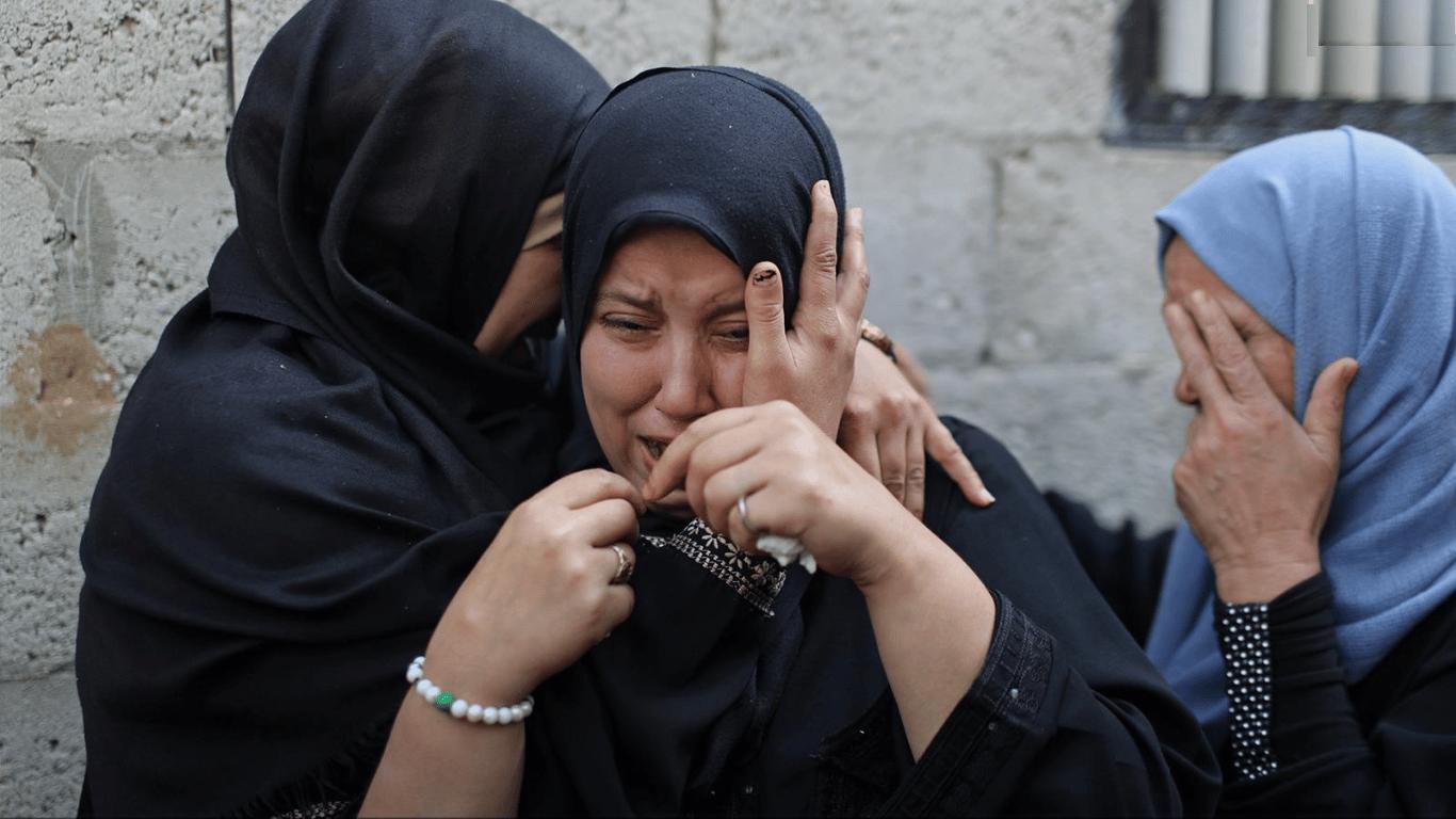 Agression sioniste Gaza novembre 2019