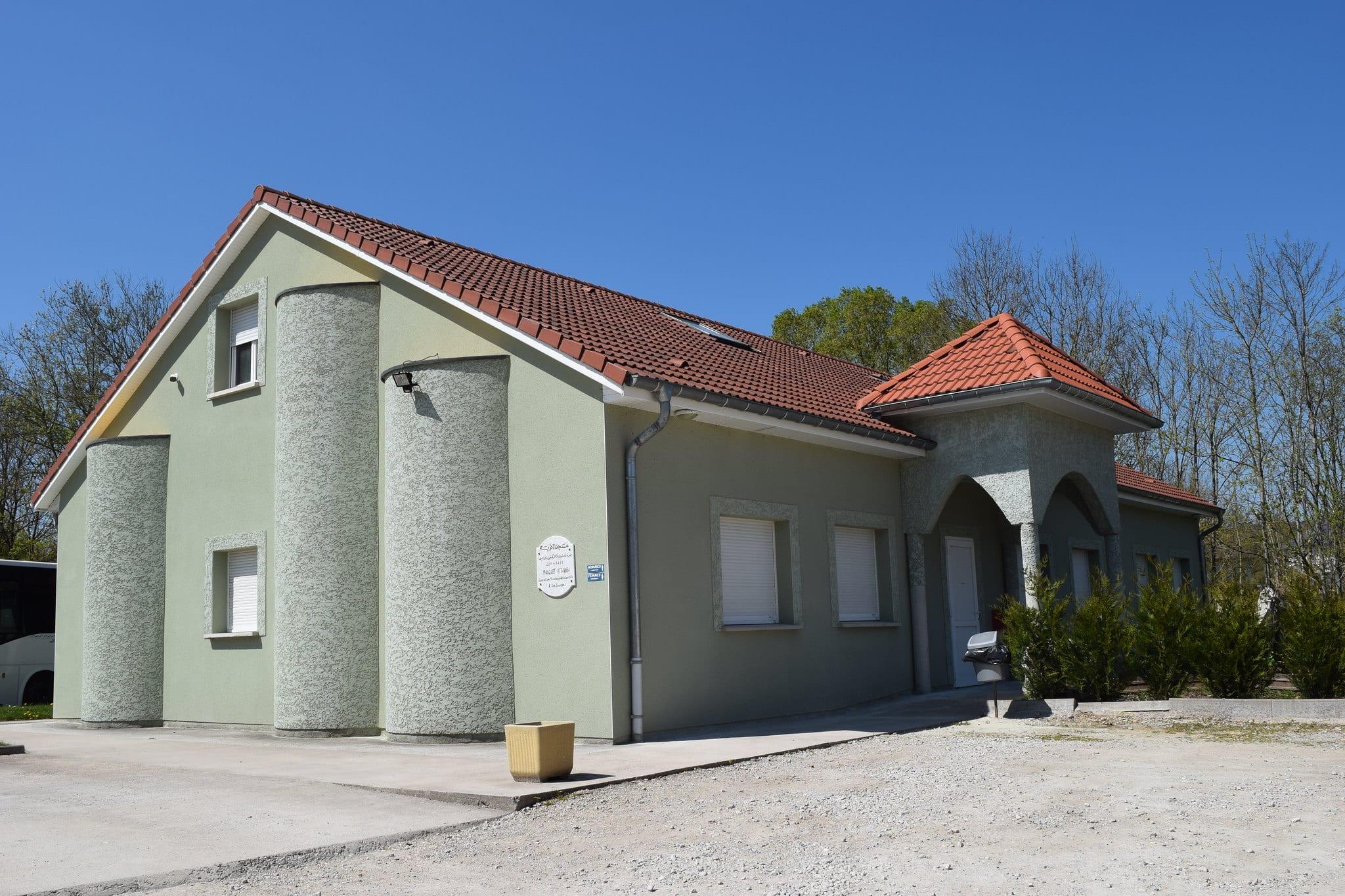 Mosquée de Contrexéville