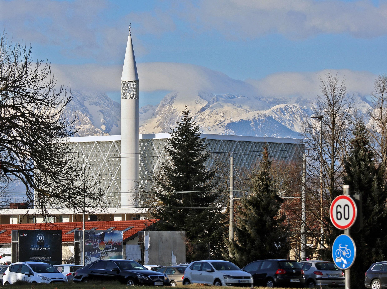 Mosquée de Ljubljana